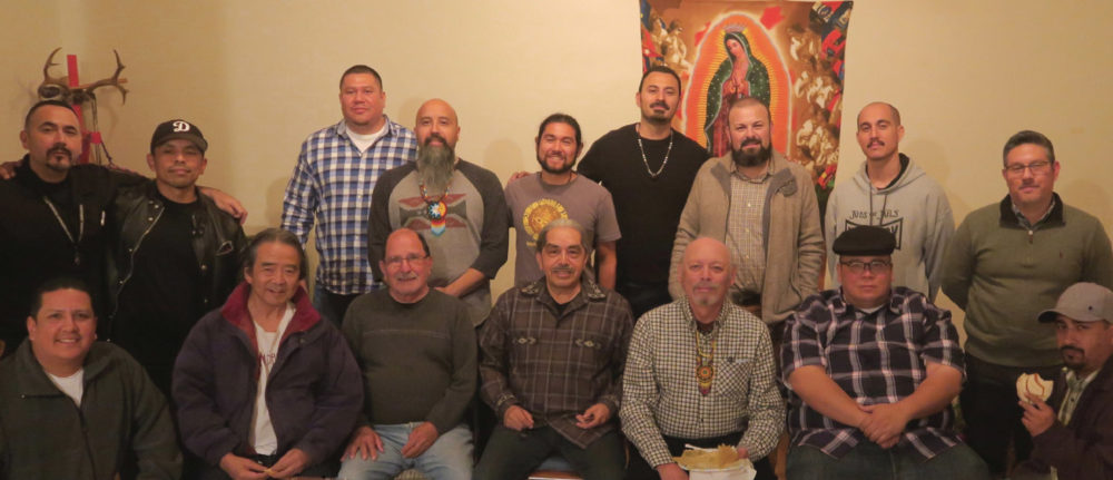 Monthly Men's Talking Circle – East Los Angeles